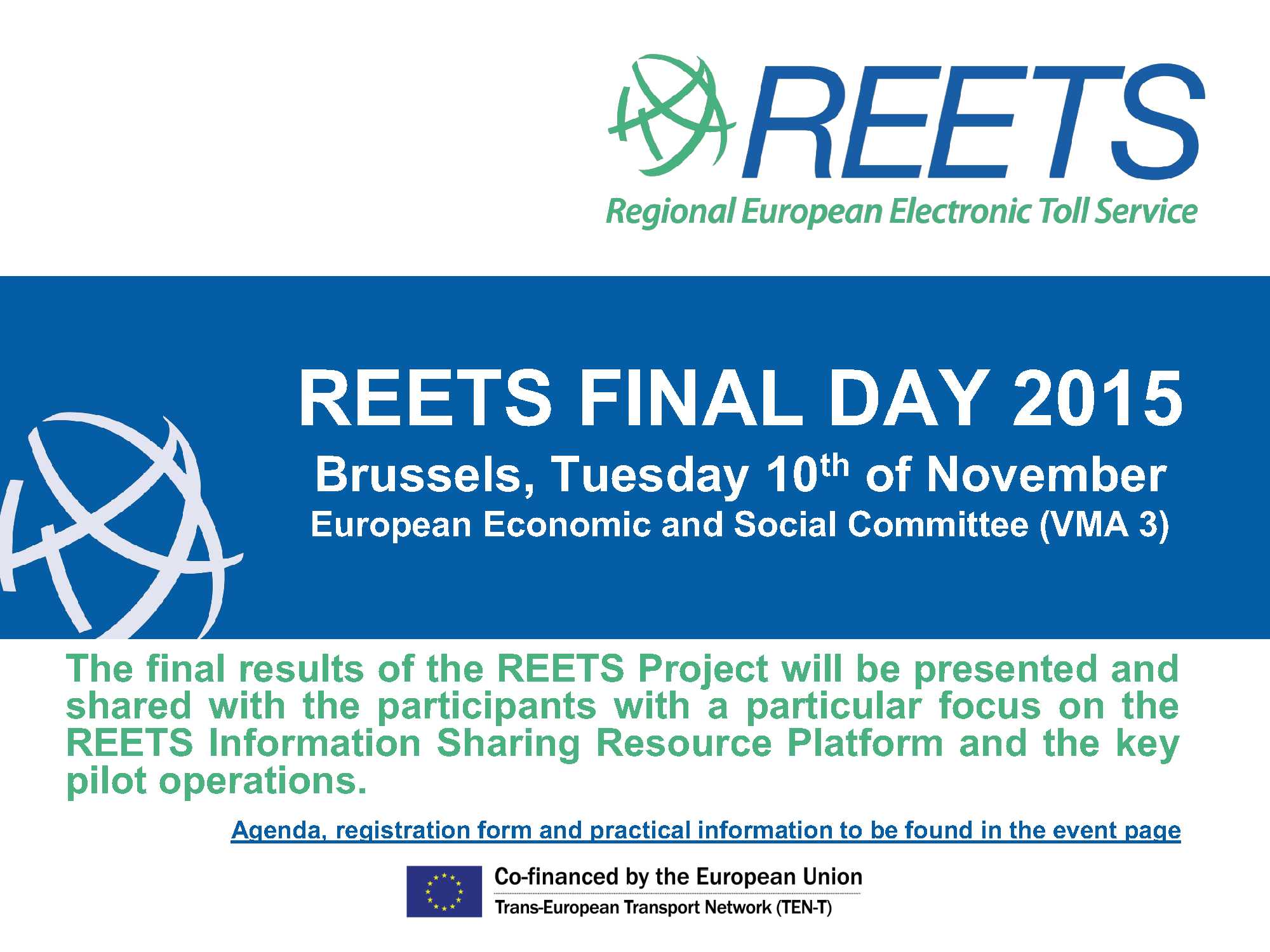 REETS DAY - Final day immage